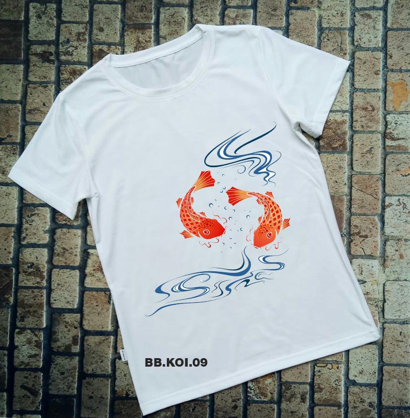 Áo thun cá Koi BB.KOI.09