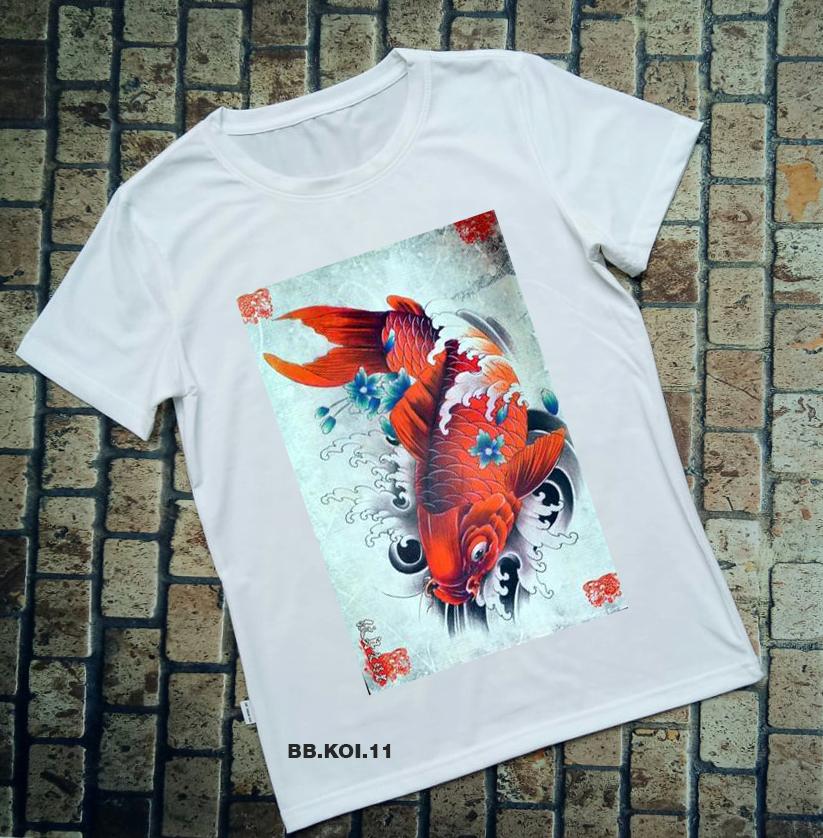Áo thun cá Koi BB.KOI.11