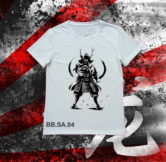 Áo thun Samurai SA04
