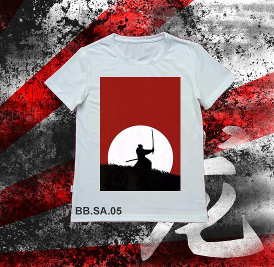 Áo thun Samurai SA05