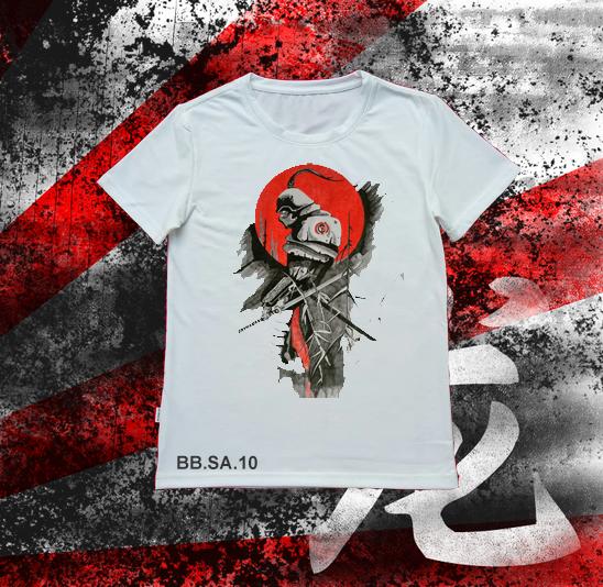 Áo thun Samurai SA10