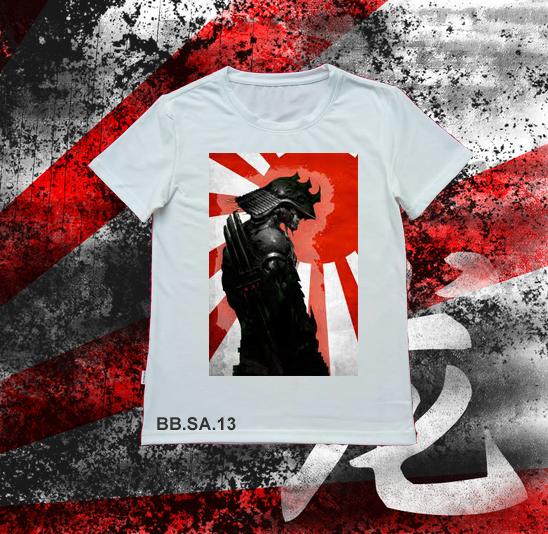 Áo thun Samurai SA13