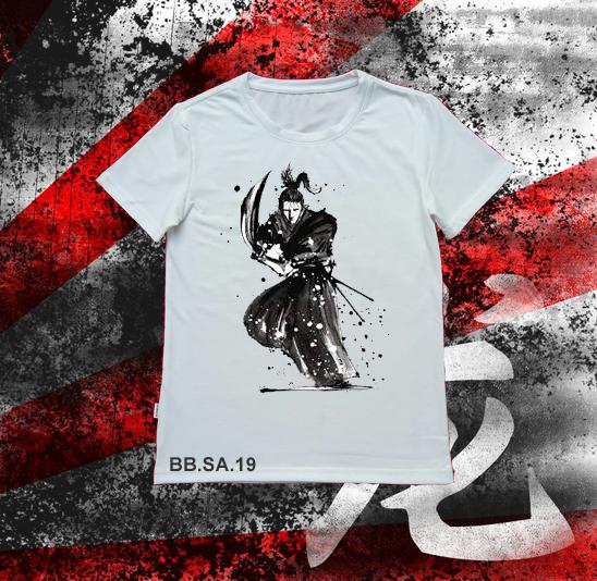 Áo thun Samurai SA19