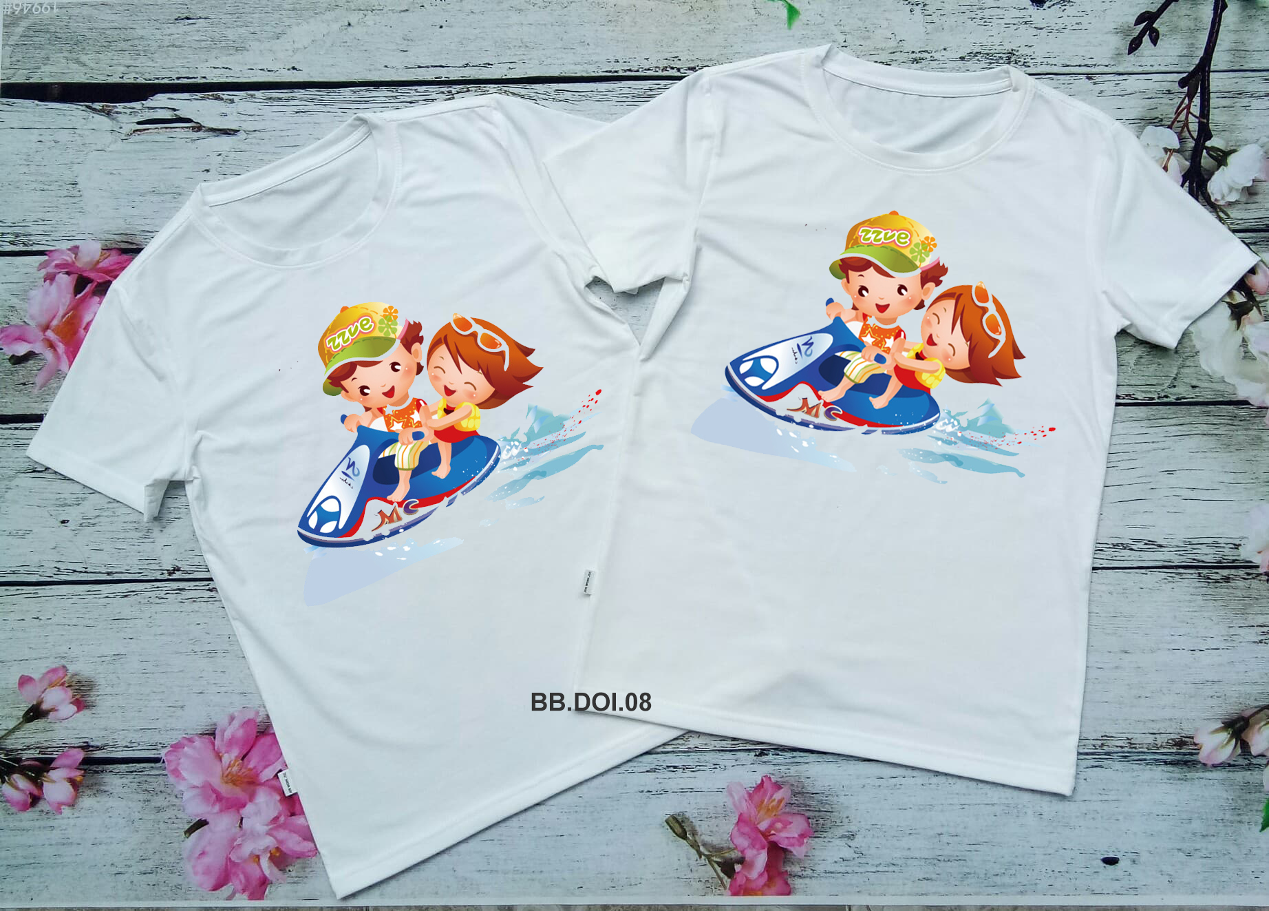 Áo cặp đôi AD85 ( BB.DOI.08)