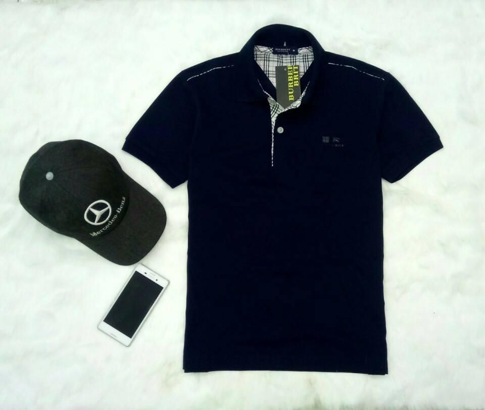 Áo thun nam Burberry B04 ( xanh đen )