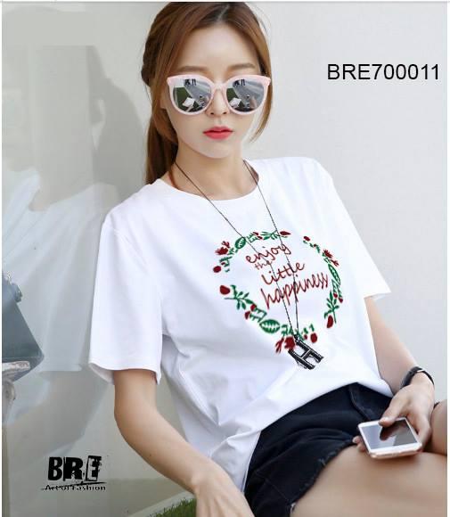 Áo thun nữ TNU224 ( mẫu BRE700011)