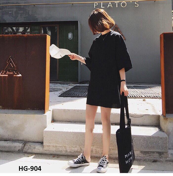 Đầm suông Basic D177