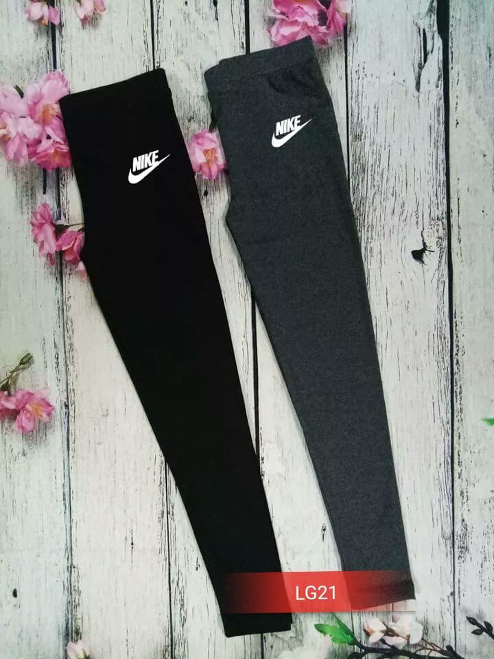 Quần legging Nike trắng LG21
